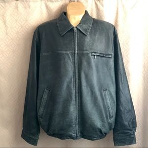 Vintage American Classic Leather Jacket